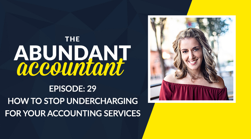 AA 29 | Charging For Accounting Services