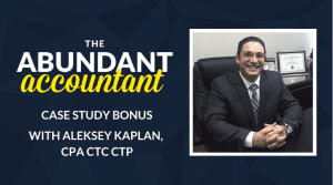 Aleksey Kaplan Case Study