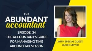 AA 34 | Time Management For Accountants