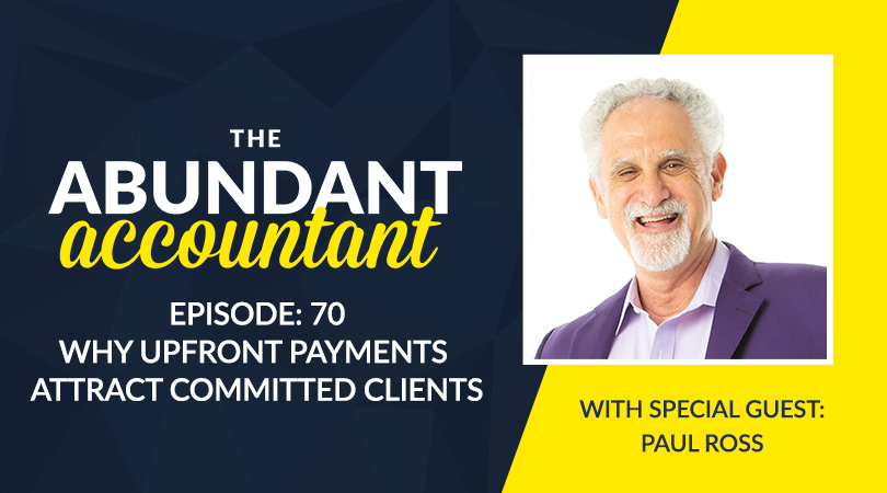 AA 70 | Upfront Payments